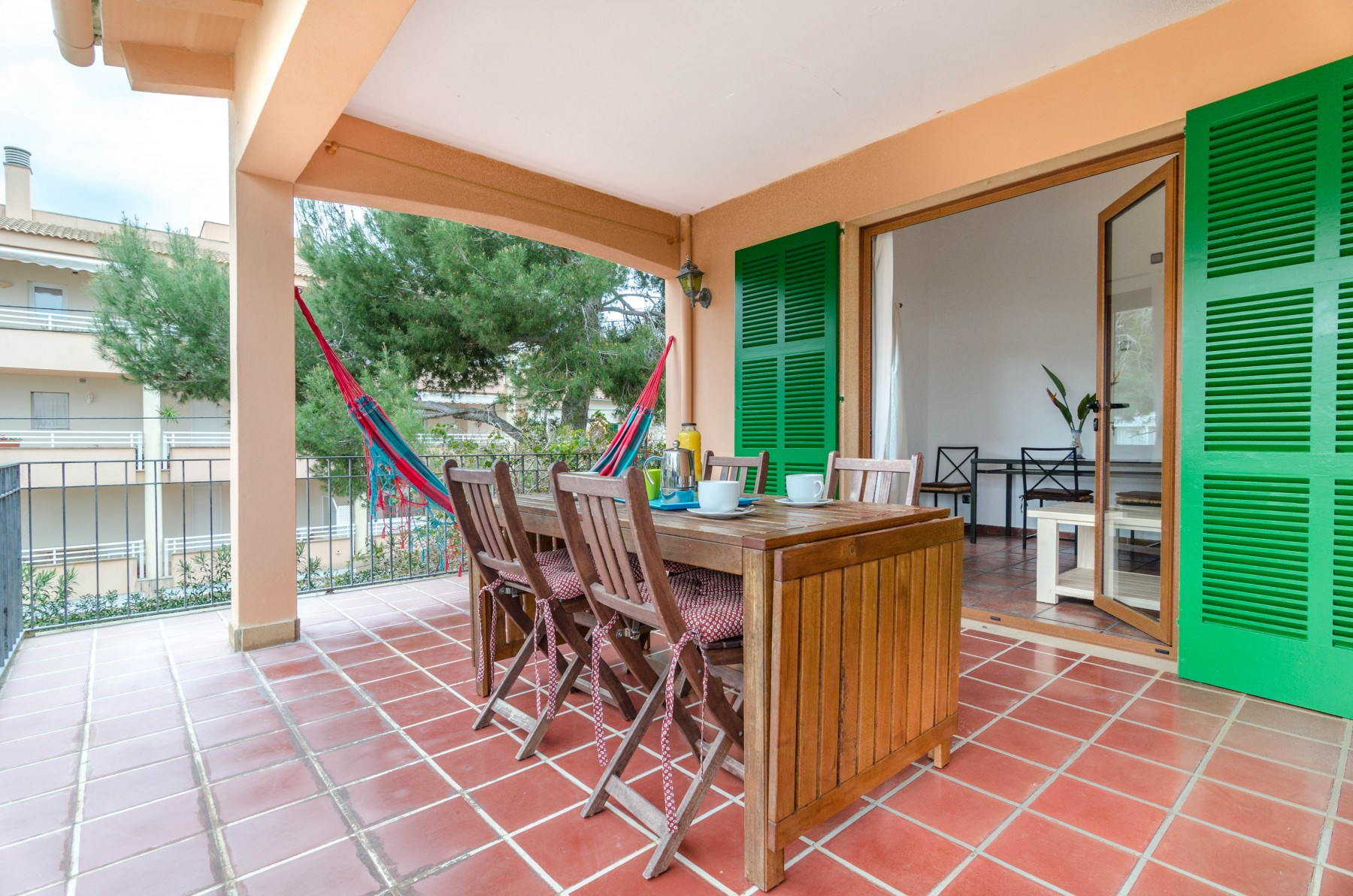 ESPART - 1481 for 4 guests in Ses Salines, Spain