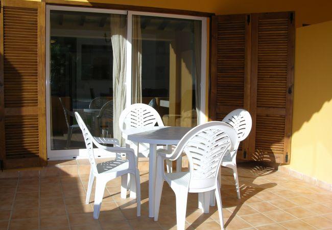 Maison de vacances Bungalow neben dem Pool, Terrasse und Terrasse, gratis WiFi, Sat-TV. (1993123), Mar de Cristal, Costa Calida, Murcie, Espagne, image 9