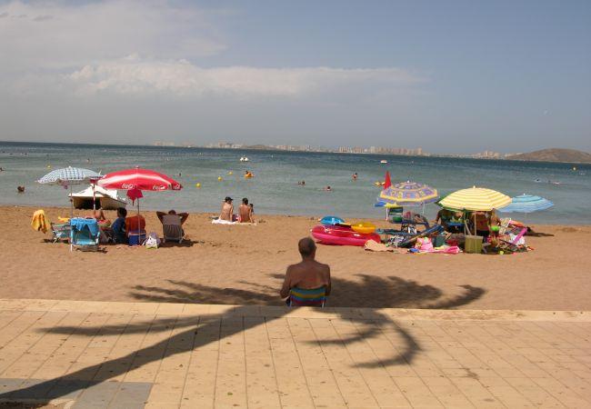 Maison de vacances Bungalow neben dem Pool, Terrasse und Terrasse, gratis WiFi, Sat-TV. (1993123), Mar de Cristal, Costa Calida, Murcie, Espagne, image 12