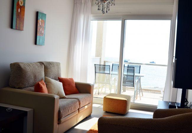 Appartement de vacances Wohnung im 1. Stock, Meerblick, gratis WiFi, Sat-TV. (1992732), La Manga del Mar Menor, Costa Calida, Murcie, Espagne, image 4