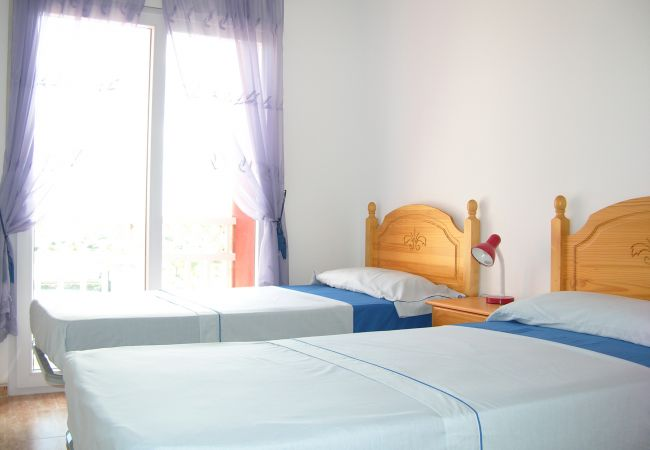 Appartement de vacances Familienapartment 6. Stock, Meerblick, Balkon, gratis WiFi (1992737), La Manga del Mar Menor, Costa Calida, Murcie, Espagne, image 5