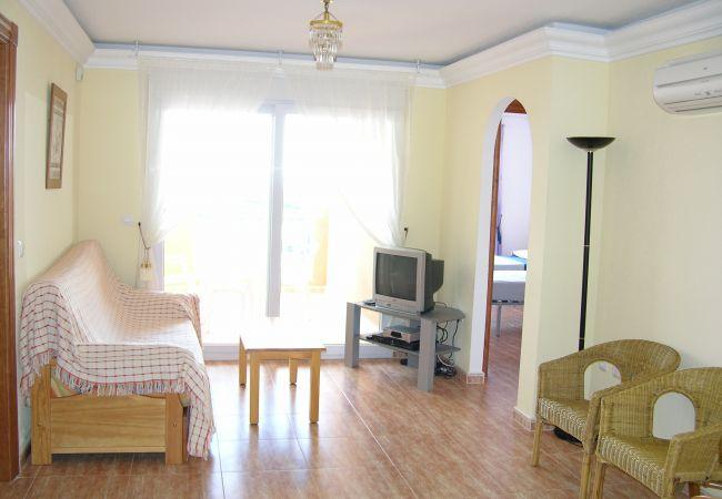 Appartement de vacances Familienapartment 6. Stock, Meerblick, Balkon, gratis WiFi (1992737), La Manga del Mar Menor, Costa Calida, Murcie, Espagne, image 2