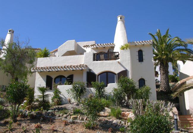 Ferienhaus Große Familienvilla, Terrasse mit Grill, Fernseher mit Sky, Gemeinschaftspool (1992735), Atamaria, Costa Calida, Murcia, Spanien, Bild 1