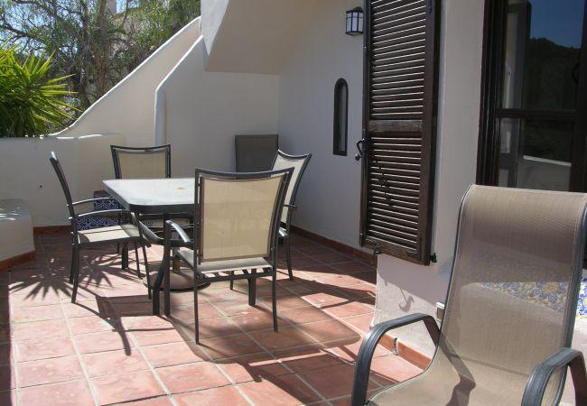 Maison de vacances Große Familienvilla, Terrasse mit Grill, Fernseher mit Sky, Gemeinschaftspool (1992735), Atamaria, Costa Calida, Murcie, Espagne, image 15