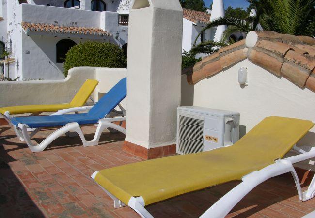 Maison de vacances Große Familienvilla, Terrasse mit Grill, Fernseher mit Sky, Gemeinschaftspool (1992735), Atamaria, Costa Calida, Murcie, Espagne, image 16