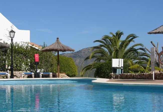 Maison de vacances Große Familienvilla, Terrasse mit Grill, Fernseher mit Sky, Gemeinschaftspool (1992735), Atamaria, Costa Calida, Murcie, Espagne, image 17