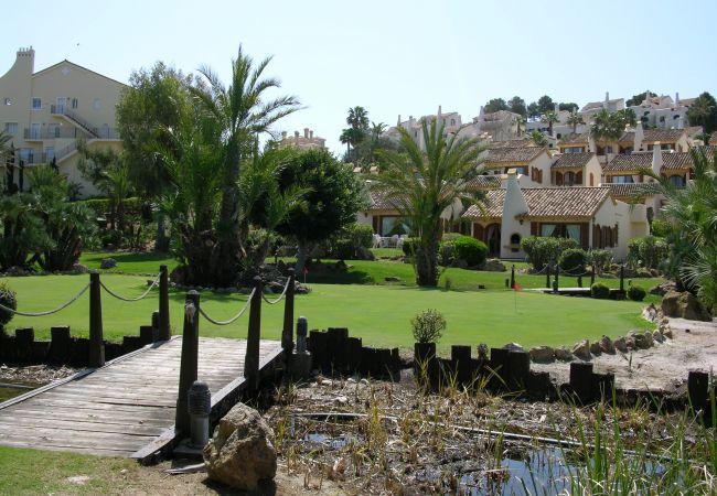 Maison de vacances Große Familienvilla, Terrasse mit Grill, Fernseher mit Sky, Gemeinschaftspool (1992735), Atamaria, Costa Calida, Murcie, Espagne, image 19