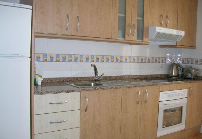 Appartement de vacances Apart. Familie 5. Stock, Meerblick, Balkon, Gemeinschaftspool, Paddel (1992736), La Manga del Mar Menor, Costa Calida, Murcie, Espagne, image 5