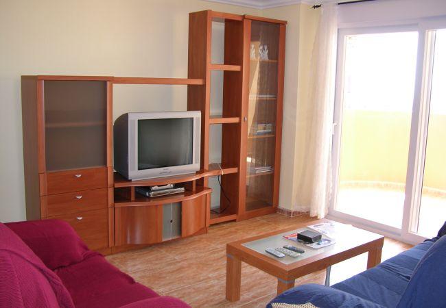 Appartement de vacances Apart. Familie 5. Stock, Meerblick, Balkon, Gemeinschaftspool, Paddel (1992736), La Manga del Mar Menor, Costa Calida, Murcie, Espagne, image 2