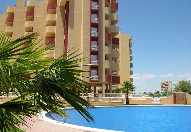 Appartement de vacances Apart. 6. Etage, ideal für Familien, Gratis WiFi, Balkon, Meerblick. (1992738), La Manga del Mar Menor, Costa Calida, Murcie, Espagne, image 1