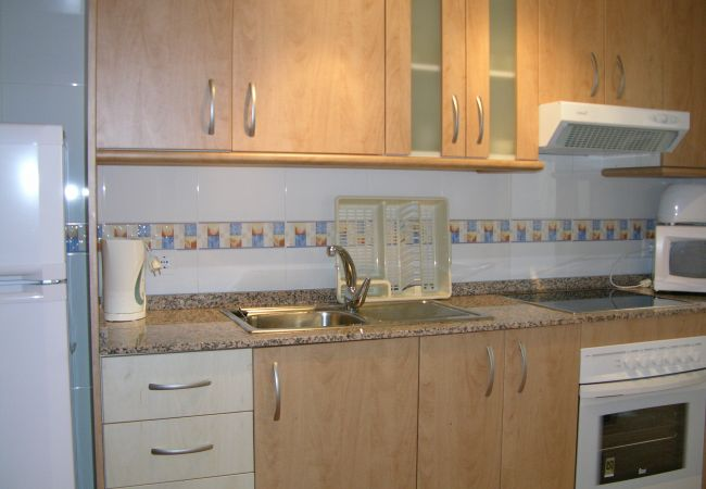 Appartement de vacances Apart. 6. Etage, ideal für Familien, Gratis WiFi, Balkon, Meerblick. (1992738), La Manga del Mar Menor, Costa Calida, Murcie, Espagne, image 7