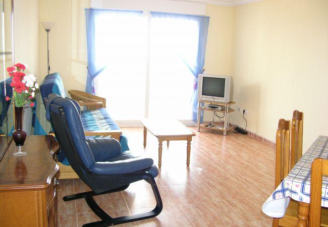 Appartement de vacances Apart. 6. Etage, ideal für Familien, Gratis WiFi, Balkon, Meerblick. (1992738), La Manga del Mar Menor, Costa Calida, Murcie, Espagne, image 2