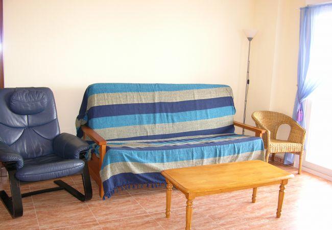 Appartement de vacances Apart. 6. Etage, ideal für Familien, Gratis WiFi, Balkon, Meerblick. (1992738), La Manga del Mar Menor, Costa Calida, Murcie, Espagne, image 3
