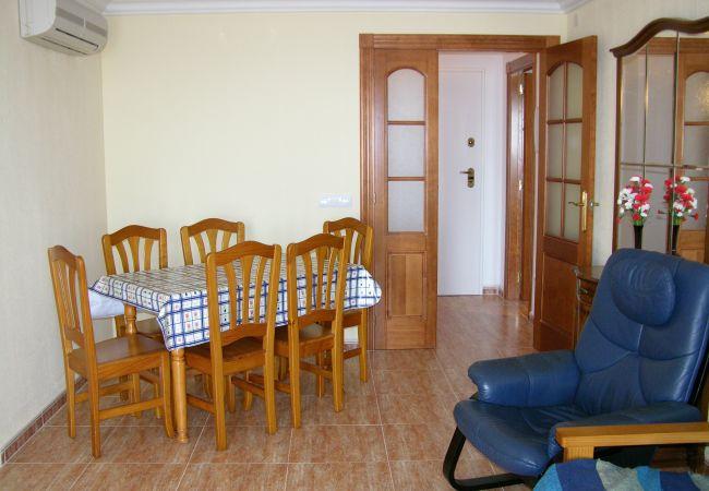 Appartement de vacances Apart. 6. Etage, ideal für Familien, Gratis WiFi, Balkon, Meerblick. (1992738), La Manga del Mar Menor, Costa Calida, Murcie, Espagne, image 4