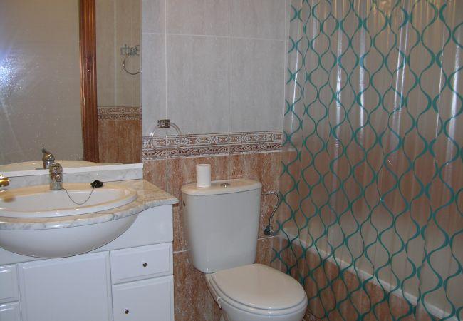 Appartement de vacances Apart. 6. Etage, ideal für Familien, Gratis WiFi, Balkon, Meerblick. (1992738), La Manga del Mar Menor, Costa Calida, Murcie, Espagne, image 9