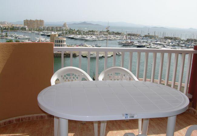 Appartement de vacances Apart. 6. Etage, ideal für Familien, Gratis WiFi, Balkon, Meerblick. (1992738), La Manga del Mar Menor, Costa Calida, Murcie, Espagne, image 11