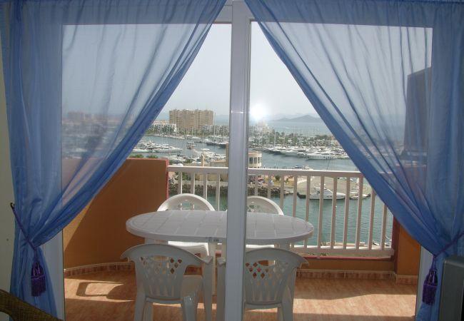 Appartement de vacances Apart. 6. Etage, ideal für Familien, Gratis WiFi, Balkon, Meerblick. (1992738), La Manga del Mar Menor, Costa Calida, Murcie, Espagne, image 10