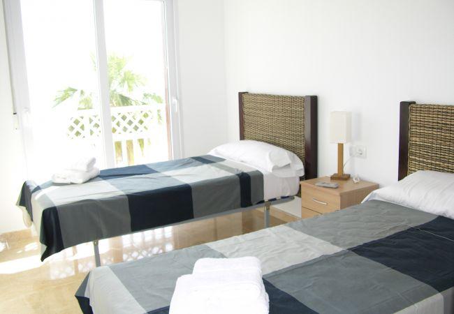 Appartement de vacances Apart. familie 2. stock, meerblick, gemeinschaftspool, strandnähe (1992739), La Manga del Mar Menor, Costa Calida, Murcie, Espagne, image 7