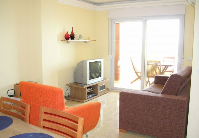Appartement de vacances Apart. familie 2. stock, meerblick, gemeinschaftspool, strandnähe (1992739), La Manga del Mar Menor, Costa Calida, Murcie, Espagne, image 3