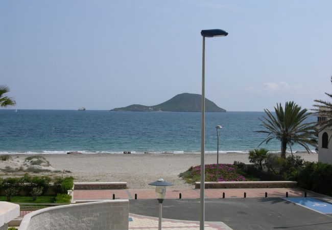 Appartement de vacances Apart. Familie 1. Stock, Meerblick, Gemeinschaftspool, nahe zum Strand (2286489), La Manga del Mar Menor, Costa Calida, Murcie, Espagne, image 13