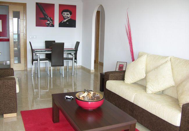 Appartement de vacances Apart. Familie 1. Stock, Meerblick, Gemeinschaftspool, nahe zum Strand (2286489), La Manga del Mar Menor, Costa Calida, Murcie, Espagne, image 2