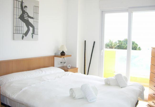 Appartement de vacances Apart. Familie 1. Stock, Meerblick, Gemeinschaftspool, nahe zum Strand (2286489), La Manga del Mar Menor, Costa Calida, Murcie, Espagne, image 6