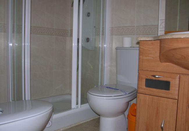 Appartement de vacances Apart. Familie 1. Stock, Meerblick, Gemeinschaftspool, nahe zum Strand (2286489), La Manga del Mar Menor, Costa Calida, Murcie, Espagne, image 9
