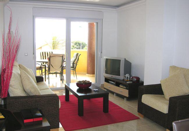 Appartement de vacances Apart. Familie 1. Stock, Meerblick, Gemeinschaftspool, nahe zum Strand (2286489), La Manga del Mar Menor, Costa Calida, Murcie, Espagne, image 3