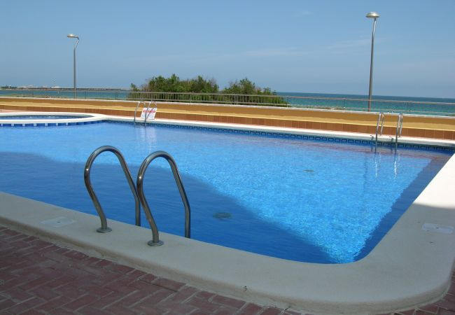 Appartement de vacances Apart. Familie 1. Stock, Meerblick, Gemeinschaftspool, nahe zum Strand (2286489), La Manga del Mar Menor, Costa Calida, Murcie, Espagne, image 12