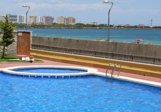 Appartement de vacances Apart. Familie 1. Stock, Meerblick, Gemeinschaftspool, nahe zum Strand (2286489), La Manga del Mar Menor, Costa Calida, Murcie, Espagne, image 11