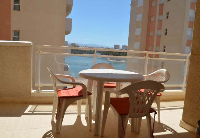 Appartement de vacances Wohnung mit Meerblick 4. Stock, Gemeinschaftspool, kostenloses Parken (1992740), La Manga del Mar Menor, Costa Calida, Murcie, Espagne, image 5