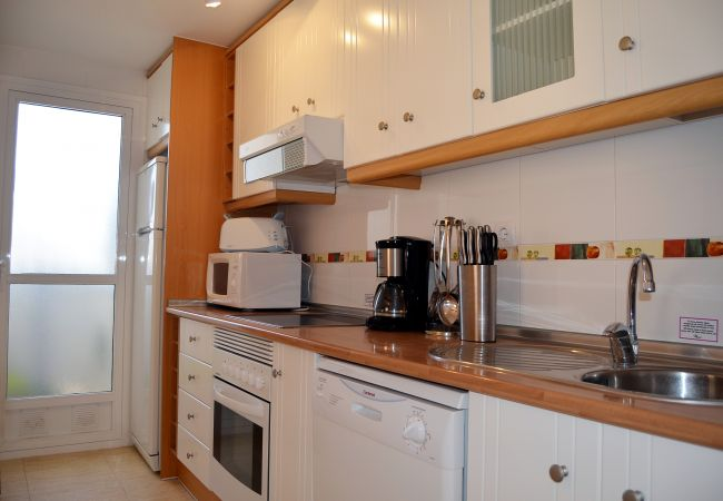 Appartement de vacances Wohnung mit Meerblick 4. Stock, Gemeinschaftspool, kostenloses Parken (1992740), La Manga del Mar Menor, Costa Calida, Murcie, Espagne, image 7