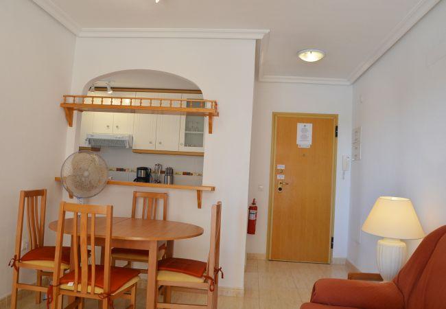 Appartement de vacances Wohnung mit Meerblick 4. Stock, Gemeinschaftspool, kostenloses Parken (1992740), La Manga del Mar Menor, Costa Calida, Murcie, Espagne, image 3