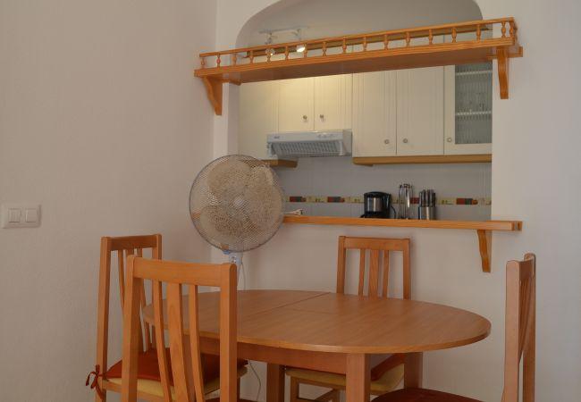 Appartement de vacances Wohnung mit Meerblick 4. Stock, Gemeinschaftspool, kostenloses Parken (1992740), La Manga del Mar Menor, Costa Calida, Murcie, Espagne, image 4