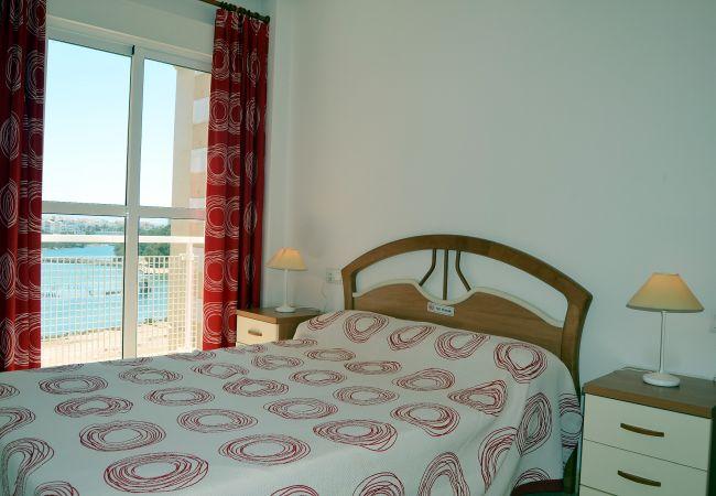 Appartement de vacances Wohnung mit Meerblick 4. Stock, Gemeinschaftspool, kostenloses Parken (1992740), La Manga del Mar Menor, Costa Calida, Murcie, Espagne, image 6