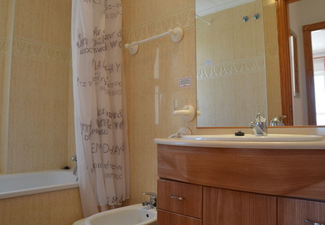 Appartement de vacances Wohnung mit Meerblick 4. Stock, Gemeinschaftspool, kostenloses Parken (1992740), La Manga del Mar Menor, Costa Calida, Murcie, Espagne, image 8