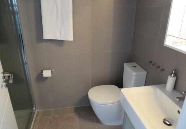 Appartement de vacances Wohnung im 1. Stock mit Meerblick, gratis WiFi, Gemeinschaftspool. (1992733), La Manga del Mar Menor, Costa Calida, Murcie, Espagne, image 1