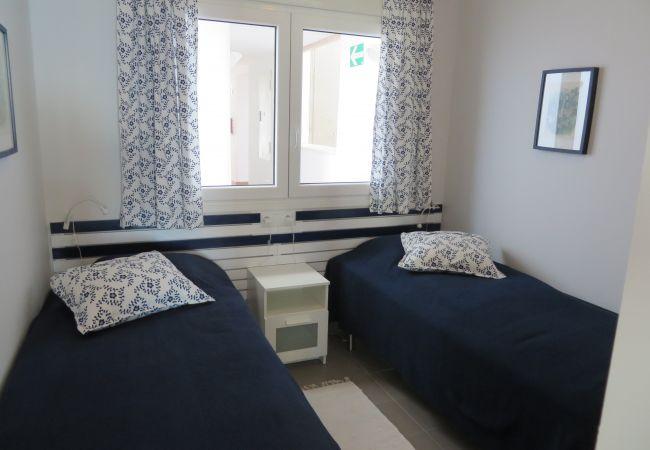 Appartement de vacances Wohnung im 1. Stock mit Meerblick, gratis WiFi, Gemeinschaftspool. (1992733), La Manga del Mar Menor, Costa Calida, Murcie, Espagne, image 10