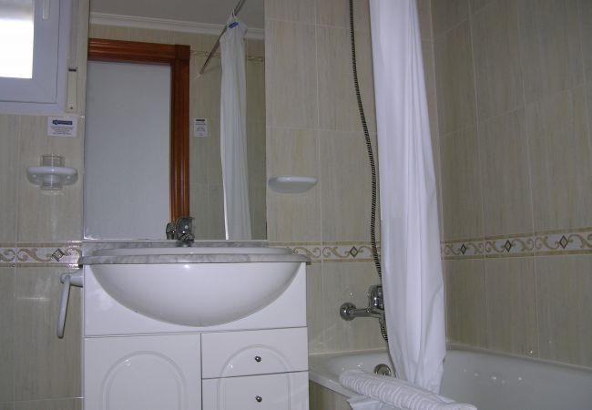 Appartement de vacances Apart. mit fantastischem Meerblick, gratis WiFi, Balkon, Gemeinschaftspool (1992742), La Manga del Mar Menor, Costa Calida, Murcie, Espagne, image 11