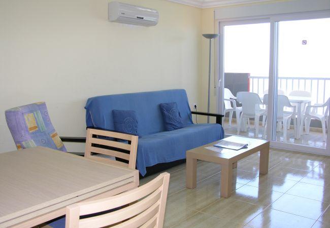 Appartement de vacances Apart. mit fantastischem Meerblick, gratis WiFi, Balkon, Gemeinschaftspool (1992742), La Manga del Mar Menor, Costa Calida, Murcie, Espagne, image 7