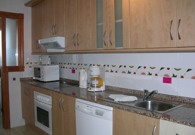 Appartement de vacances Apart. mit fantastischem Meerblick, gratis WiFi, Balkon, Gemeinschaftspool (1992742), La Manga del Mar Menor, Costa Calida, Murcie, Espagne, image 10