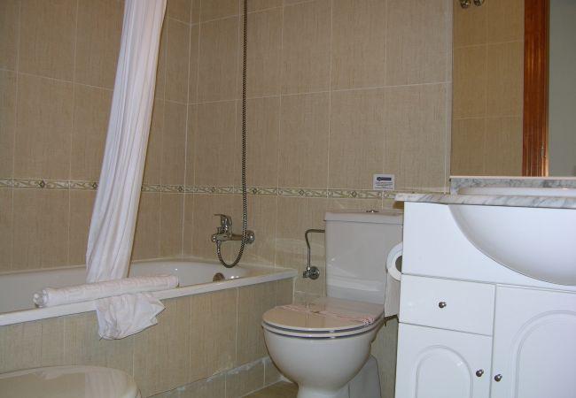 Appartement de vacances Apart. mit fantastischem Meerblick, gratis WiFi, Balkon, Gemeinschaftspool (1992742), La Manga del Mar Menor, Costa Calida, Murcie, Espagne, image 12