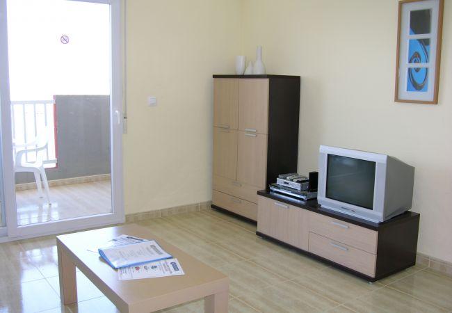Appartement de vacances Apart. mit fantastischem Meerblick, gratis WiFi, Balkon, Gemeinschaftspool (1992742), La Manga del Mar Menor, Costa Calida, Murcie, Espagne, image 8