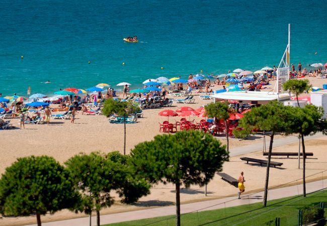 Ferienwohnung OP HomeHolidaysRentals Mar - Costa Barcelona (2067416), Pineda de Mar, Costa del Meresme, Katalonien, Spanien, Bild 31