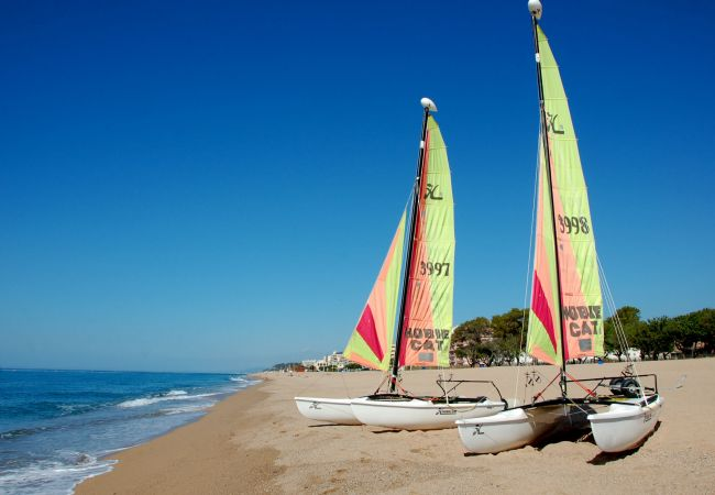 Ferienwohnung OP HomeHolidaysRentals Mar - Costa Barcelona (2067416), Pineda de Mar, Costa del Meresme, Katalonien, Spanien, Bild 35