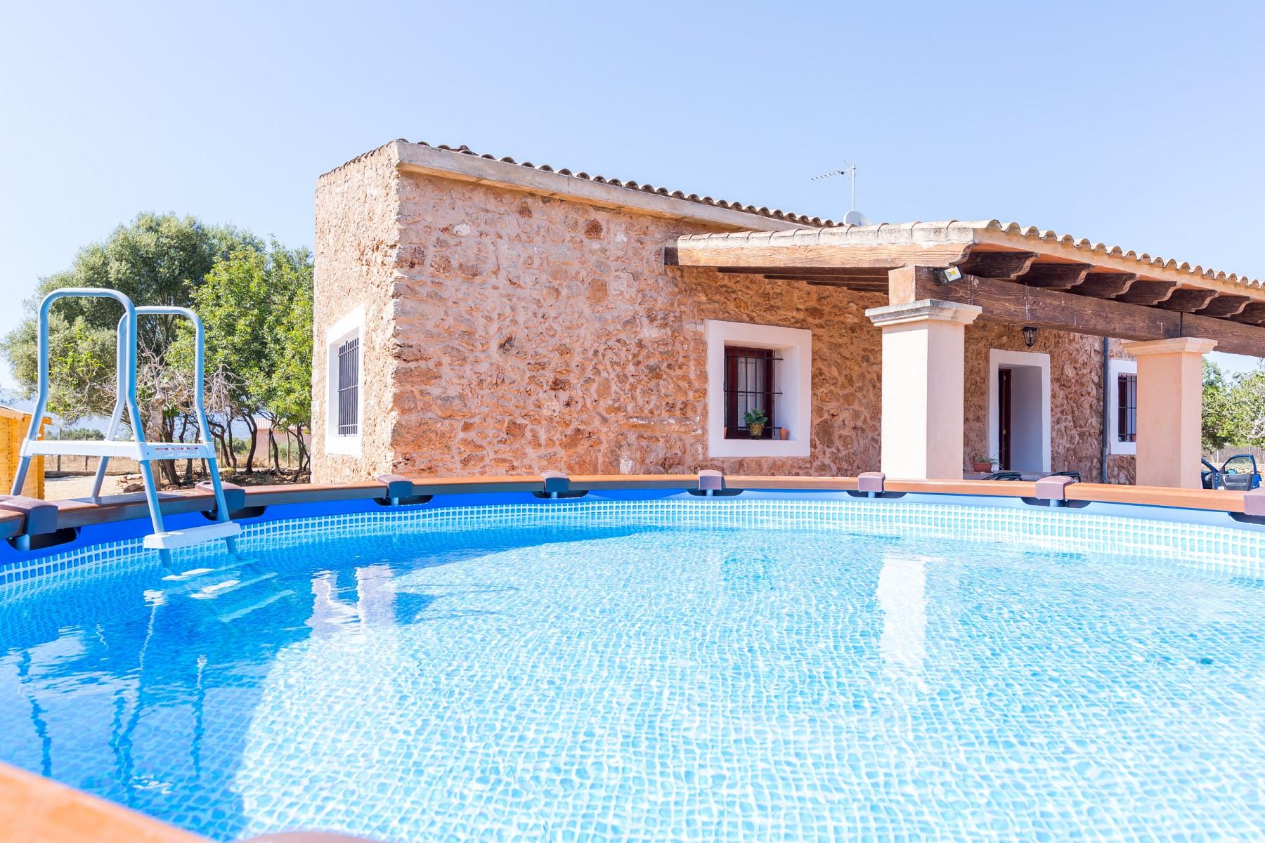 Son Matet for 4 guests in Santa Eugènia, Spanien