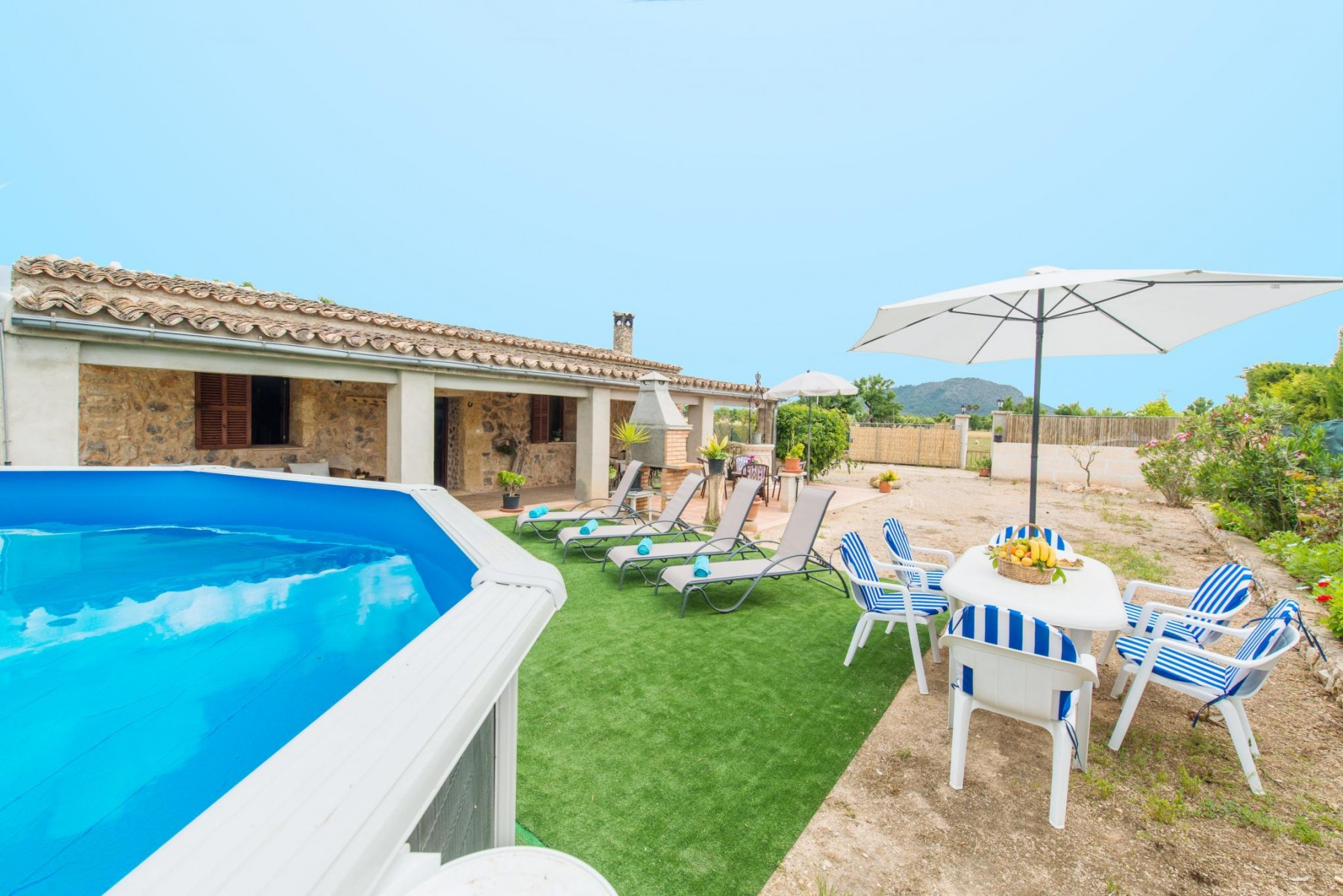 CAN CALISTRO for 5 guests in Inca, Spanien