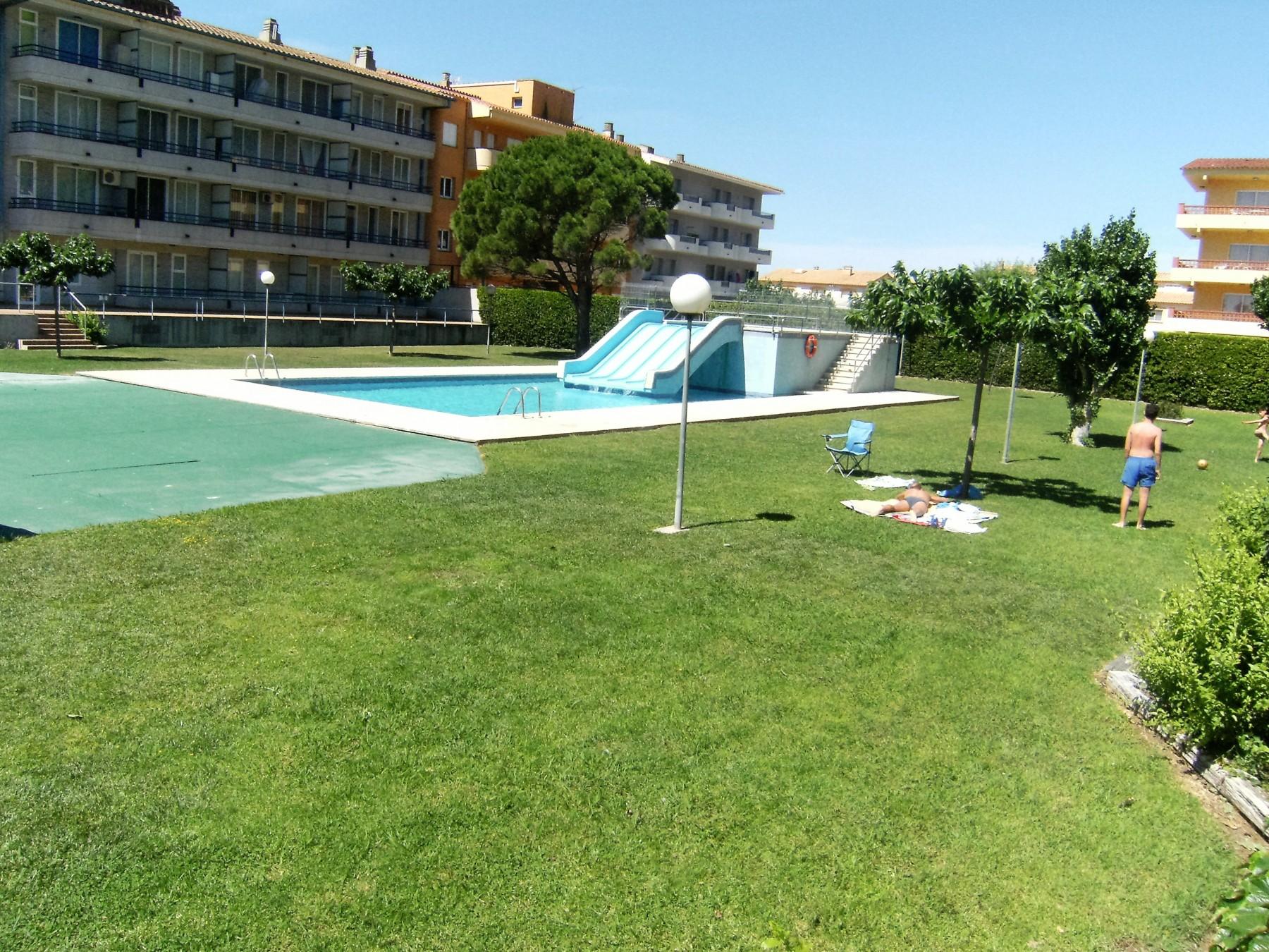 BLAU PARK 326 for 4 guests in L Estartit, Spain