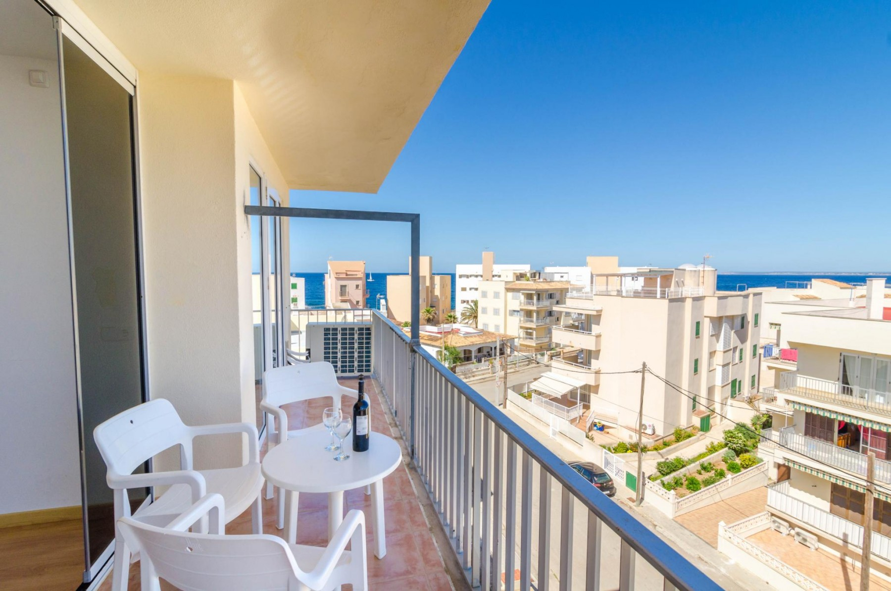BESCUIT for 5 guests in Ses Salines, Spanien