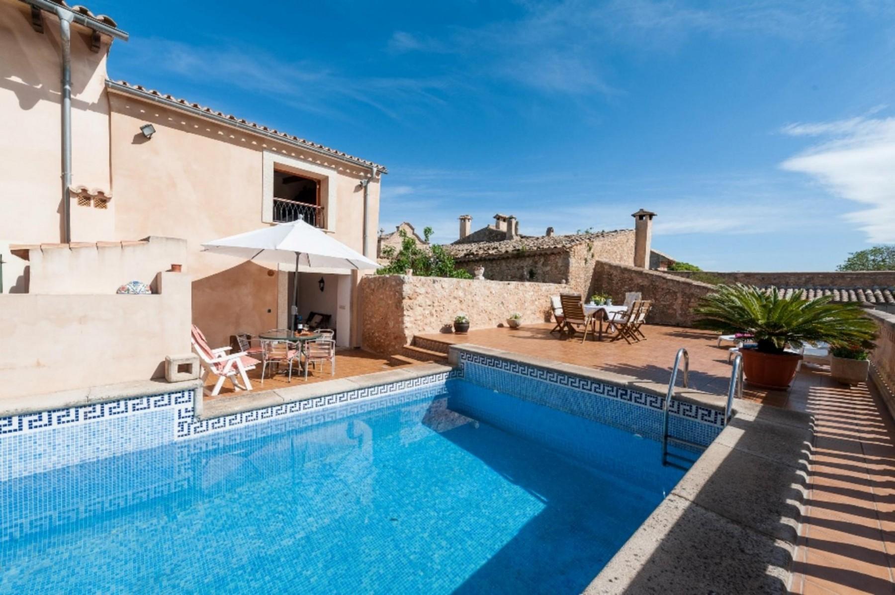 MONTSERRAT for 6 guests in Sencelles, Spain